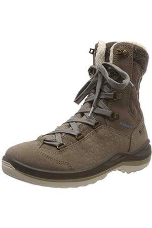 Lowa Damen Outdoorschuhe - Damen CALCETA II GTX WS Trekking-& Wanderstiefel, Taupe (Tortora 0436)