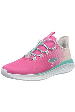KangaROOS Jungen Schuhe - Unisex-Kinder KQ-Nippy Sneaker, Fandango Pink/Ocean 6241