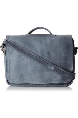 David King & Co Laptop- & Aktentaschen - . Bullaugen-Aktentasche Beschädigungseffekt