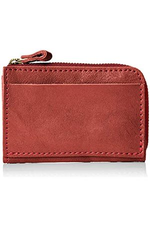 Naniwa Leather Reisetaschen - Unisex-Erwachsene L-20346 Tochigi Leder L Reißverschluss Münzetui 2-Wege