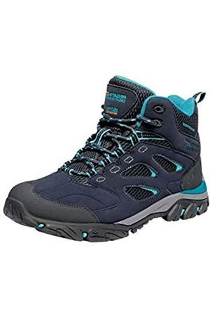 Regatta Damen Outdoorschuhe - Damen Holcombe IEP Mid Walking Shoe, Navy/AzureBl
