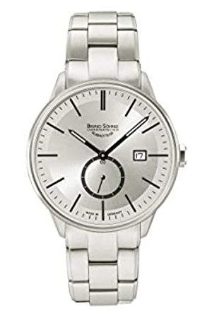 Soehnle Damen Uhren - Bruno Söhnle Damen Analog Quarz Uhr mit Edelstahl Armband 17-13183-242