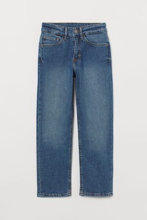 H & M Straight Fit Stretch Jeans