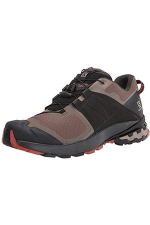 Salomon Herren Schuhe - Herren XA WILD Trailrunning-Schuhe, Bungee-Cord/Phantom/gebrannter Ziegel