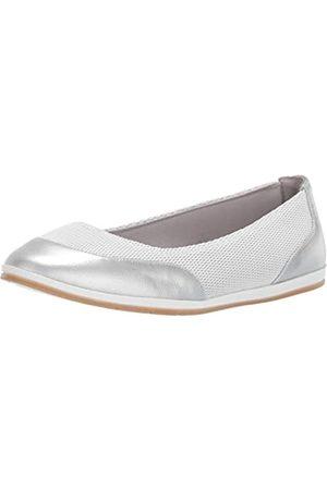 Aerosoles Get Smart Damen-Ballerinas mit Memory-Schaumstoff-Fußbett, ( Combo)