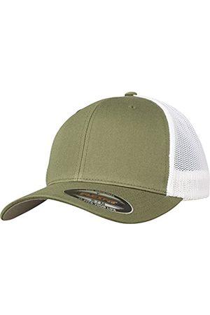 Flexfit Herren Caps - Mesh Trucker Cap 2-Tone - Unisex Baseballcap für Damen und Herren, Farbe