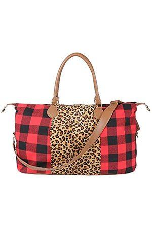 xinblueCo Monogrammierte Weekender Reisetaschen für Damen