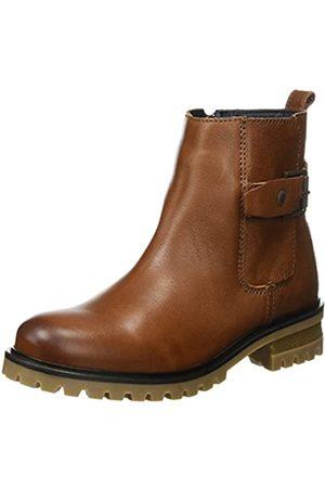 Tommy Hilfiger Damen Stiefeletten - Damen C1385OREY 2A Chelsea Boots, (Winter Cognac)
