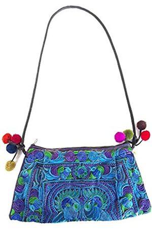 Premium A+ Thai handgefertigte bestickte Boho Boho Hippie Umhängetasche für Frauen Mädchen