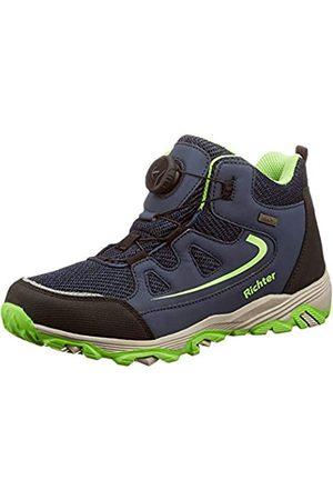Richter Kinderschuhe Jungen Schuhe - TR-1 9246-8171 Walking-Schuh, 7201atlantic/akz.Apple