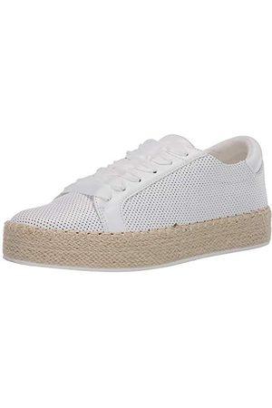 Kenneth Cole New York Damen Plateau Espadrille Sneaker (Wei)