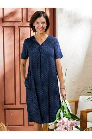 Avena Damen Kleider - Damen Haus-und Gartenkleid Sommerdruck