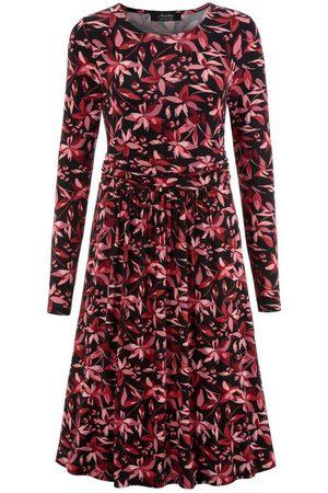 Aniston SELECTED Jerseykleid mit harmonischem Blumendruck - NEUE KOLLEKTION