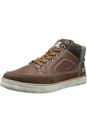 TOM TAILOR Men Casual 4380401, Herren Sneaker, (rust)