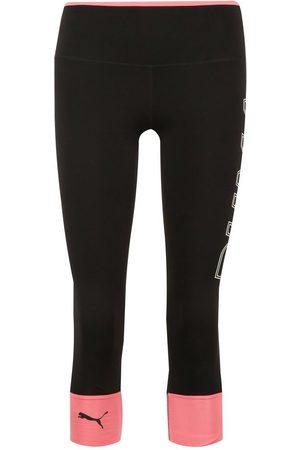 PUMA Damen Lange Hosen - Funktionstights »Modern Sports Foldup«