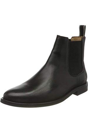 GANT Herren Chelsea Boots - FOOTWEAR Herren SHARPVILLE Chelsea-Stiefel, Black