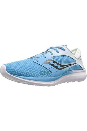 Saucony Herren Schuhe - Unisex Kineta Relay Blue/White Sneaker Men's 8.5