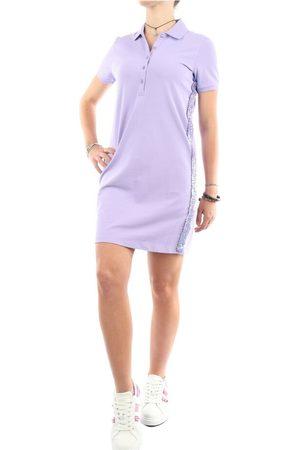Sun 68 Damen Kleider - A31205 Short dress Lila, Damen, Größe: XL