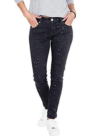 ATT Damen Slim Fit Jeans Mit Glitzerdetails Leoni