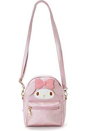 Kuromi&Melody Mädchen Umhängetaschen - Kuromi Tasche Anime Cartoon Schultertasche Mini Freizeit Süße Mädchen Handtasche