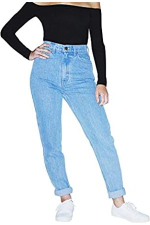 American Apparel Damen High-Waist Jeans