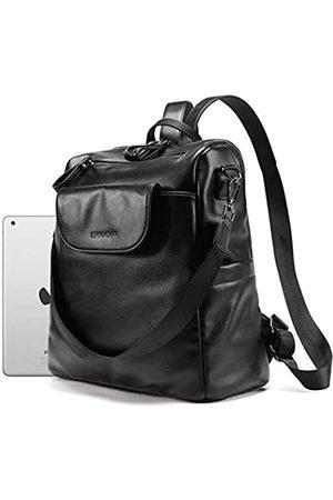 ENYISDAN Damen Rucksack Geldbörse Mode Leder Mehrzwecktasche Groß Designer Damen Reisetasche