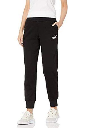 PUMA Damen Jogginghosen - Damen Essentials Fleece Sweatpants Trainingshose