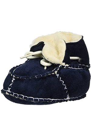 Playshoes Stiefel - Baby-Hausschuhe zum Binden