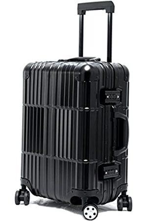 """Newbee Fashion Laptop- & Aktentaschen - Unisex-Adult alle Aluminium Luxus Harter Fall Carry-on 20"""" Gepäck Small"""