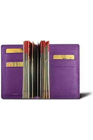 Lucrin Damen Reisetaschen - Luxus-Pass hülle - - Glattleder