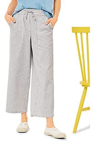 CECIL Damen Weite Hosen - Damen Wide Leg Hose