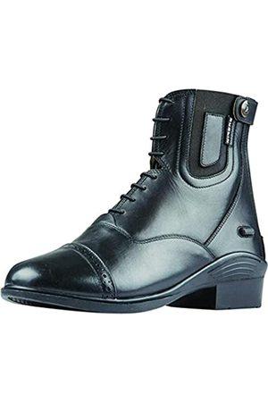 Dublin Damen Schuhe - Evolution Unisex Leider-Reitstiefeletten mit Schnürung (37 EU)