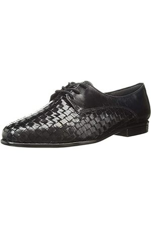 FrenchTrotters Women's Lizzie Oxford, Black