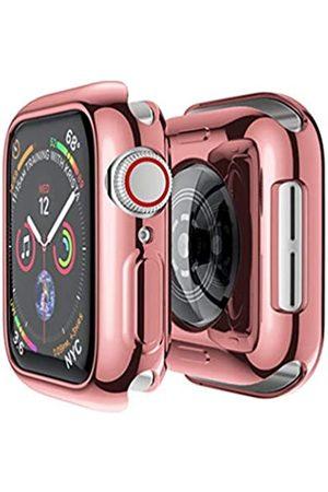 KILPILLS Schutzhülle für Apple Watch Serie 5 / Serie 4 (44mm Hülle, TPU, ultradünn