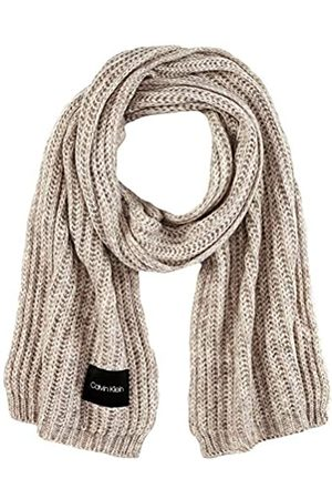 Calvin Klein Damen Scarf 35x220 Winter-Zubehr-Set