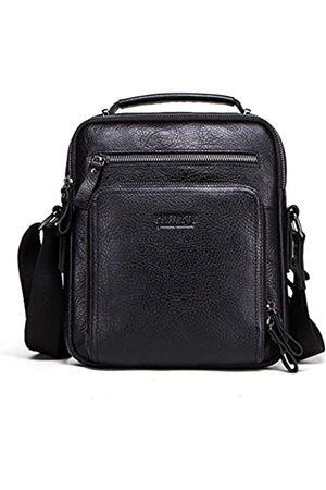 Contacts Herren Laptop- & Aktentaschen - Echtes Leder Herren für 7.9 inch Laptop Tasche Tote Handtasche Mini Tab Messenger KleinUmhängetasche Tasche Handtasche Braun