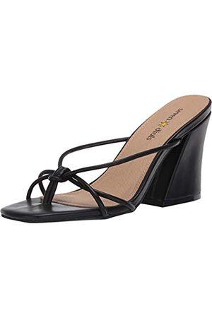 Seven Dials Damen Sandalen - Damen Sandalen mit Absatz Chester