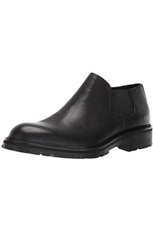 Calvin Klein Herren Chelsea Boots - Herren UDELL DRESS CALF Chelsea, Stiefel