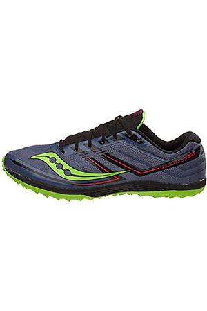 Saucony Herren Schuhe - Men's Kilkenny XC7 Denim/Slime Athletic Shoe
