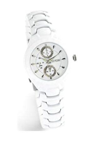 Sinobi Damen Uhren - Damen-Armbanduhr XS Analog Quarz Edelstahl beschichtet 3595/BL