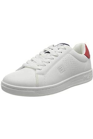 Fila Crosscourt 2 NT Kids Sneaker, White Navy Red