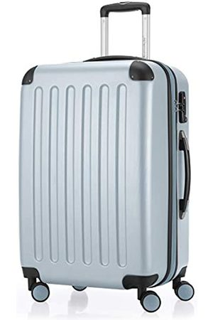 Hauptstadtkoffer Spree - Hartschalen-Koffer Koffer Trolley Rollkoffer Reisekoffer Erweiterbar, TSA, 4 Rollen, 65 cm