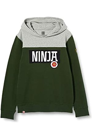 LEGO Wear Jungen Sweatshirts - M-22779 - Sweatshirt mit Kapuze Ninjago
