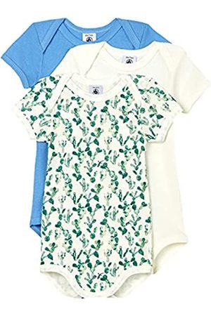 Petit Bateau Baby Bodys - Baby-Mädchen 5990500 Unterwäsche