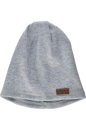 Sterntaler Hüte - Slouch-Beanie mit einfarbigem Design und Aufnäher