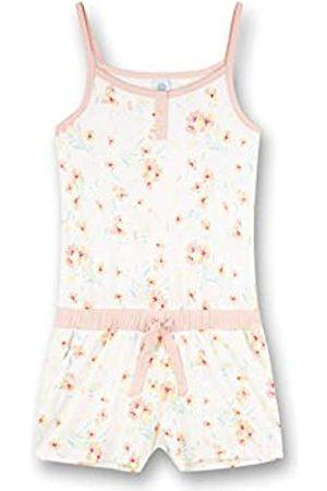 Sanetta Mädchen Jumpsuits - Mädchen Jumpsuit Allover beige Pyjamaset