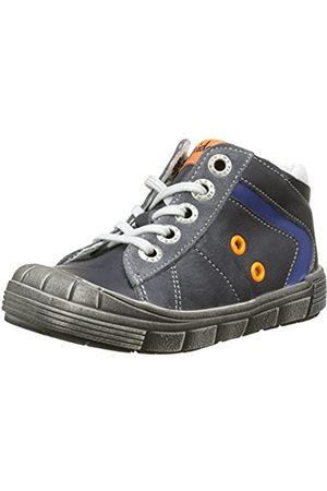 Babybotte Jungen Schuhe - Jungen Kanada Hohe Sneaker, (GRIS 370)