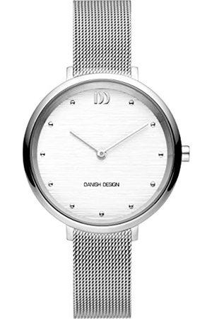Danish Design DanishDesignDamenAnalogQuarzUhrmitEdelstahlArmbandIV62Q1218