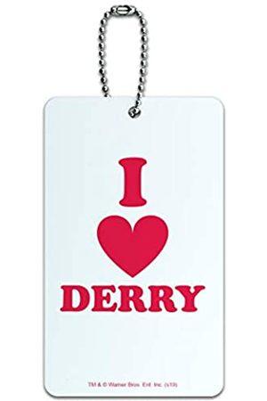 Graphics and More Damen Reisetaschen - IT: Chapter 2 I Love Derry Gepäckkarte, Koffer