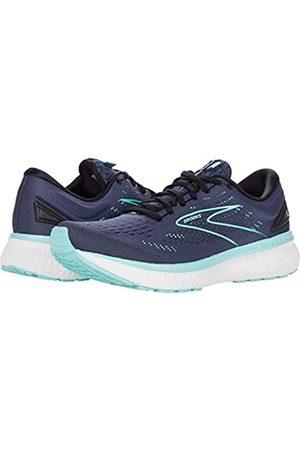 Brooks Damen Schuhe - Glycerin 19 Nightshadow/Black/Blue 7 B (M)